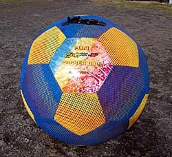 Despooking ball